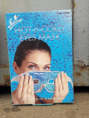 Hot and Cold Eyes Mask